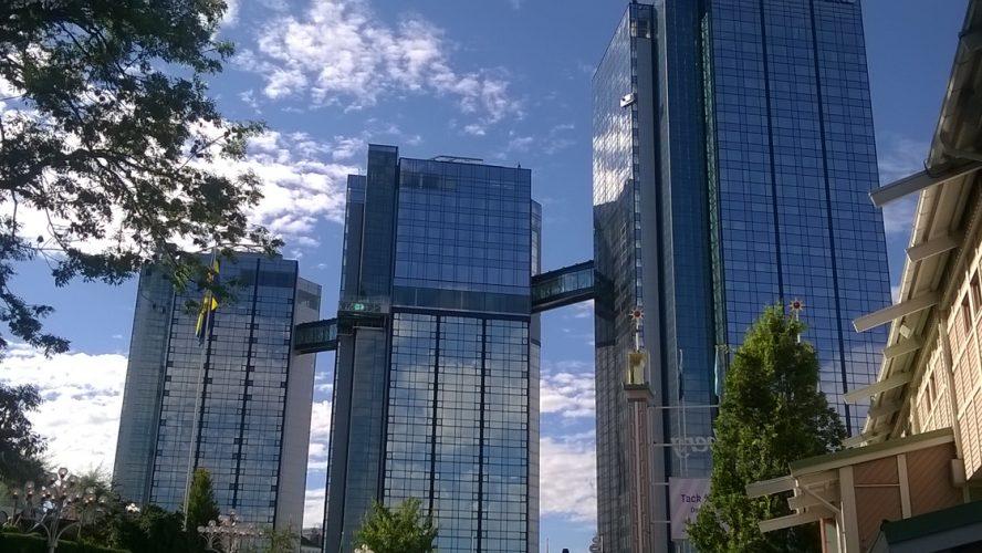 Ghotia Towers.