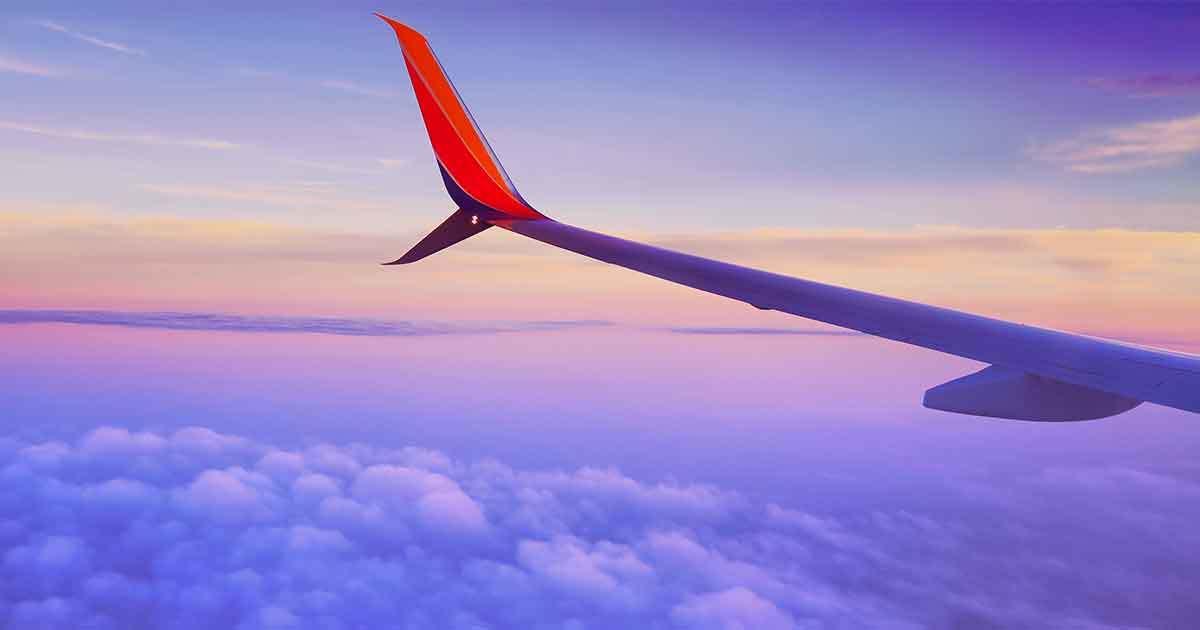 flygplansvinge GKN