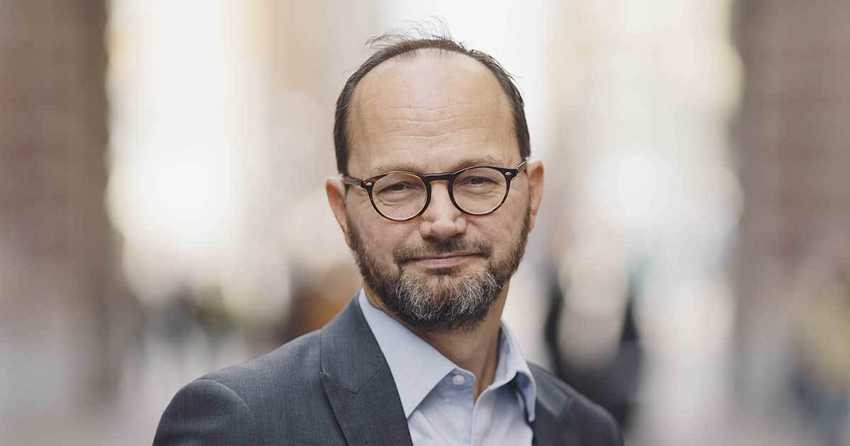 Tomas Eneroth. Foto: Björn Nordqvist