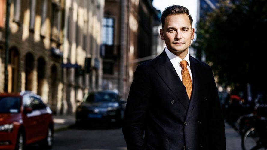 Andreas Hatzigeorgiou, VD Stockholms Handelskammare
