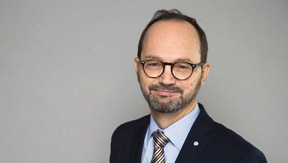Tomas Eneroth infrastrukturminister