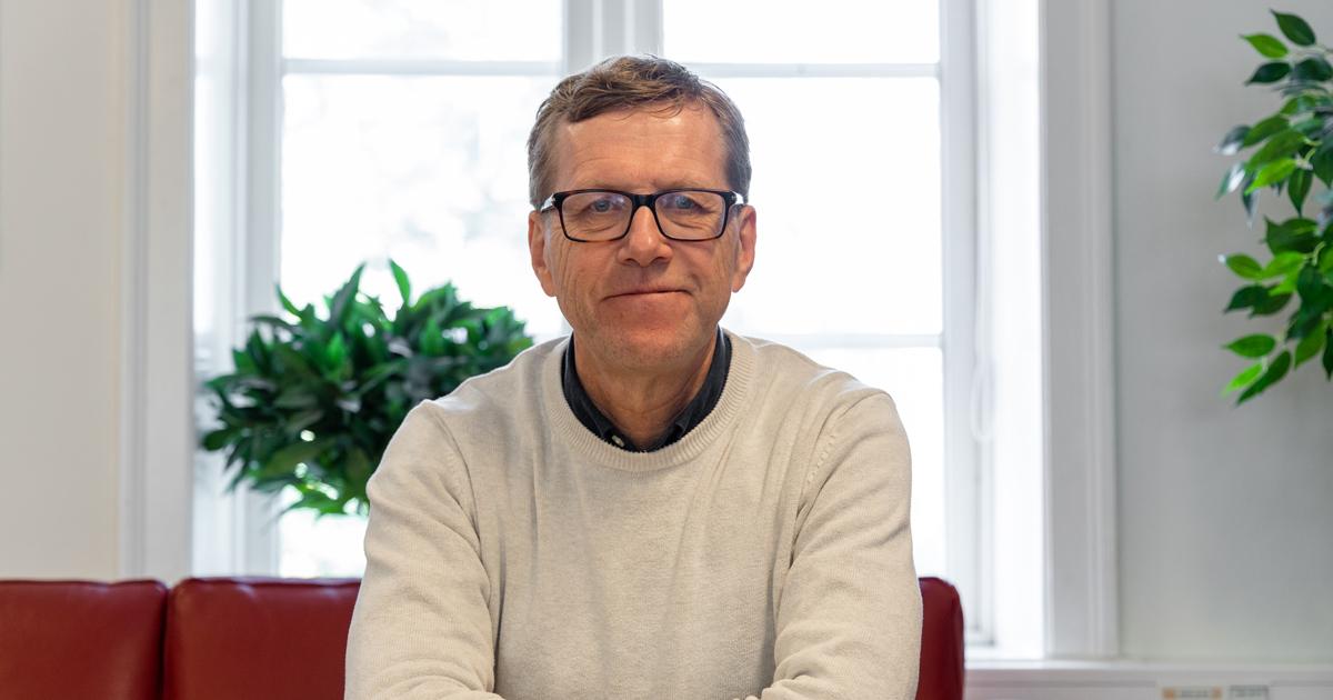 Henrik Karlsson.