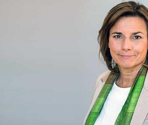 Isabella Lövin.