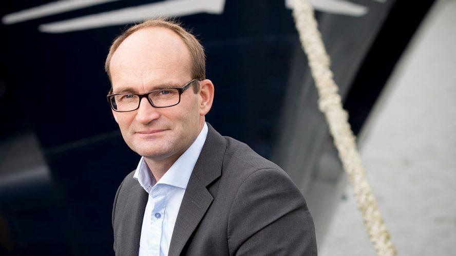 Jakob Granit pratar om Östersjön och dess förutsättningar för att räddas.