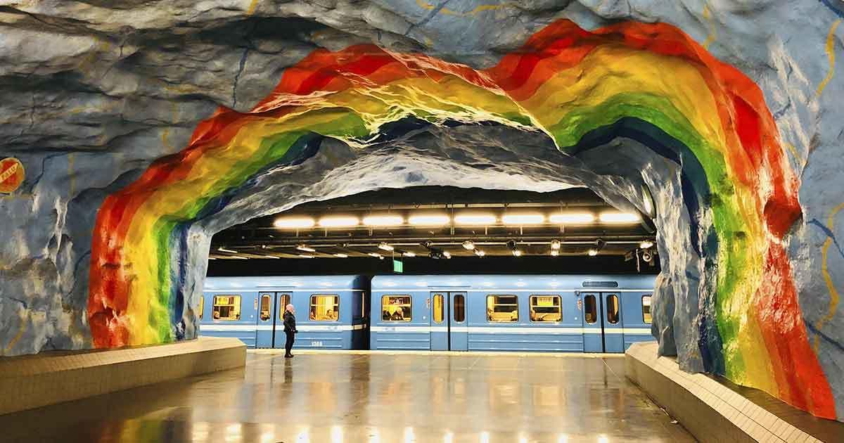 Tunnelbana pride