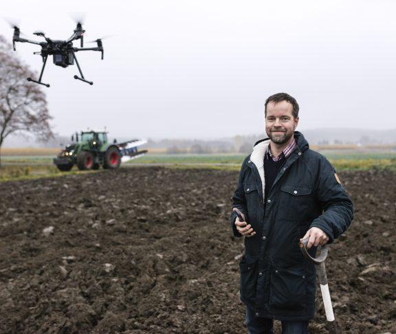 digitalt jordbruk
