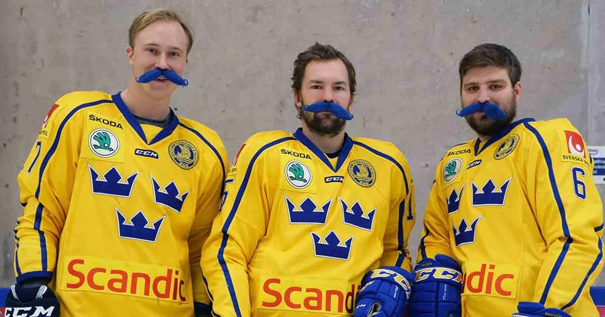 hockeylandslaget tre kronor