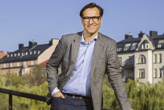 Anders Blanck frågar om hjärnan och forskningen på organet.