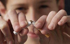 Tobaksfri Duo om tobak hos barn och unga