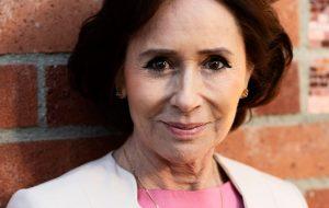 Professor Angelica Lindén Hirschberg.