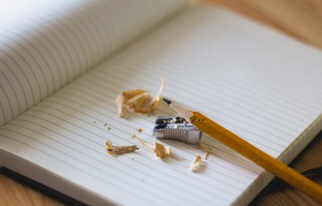 penna och pennvässare