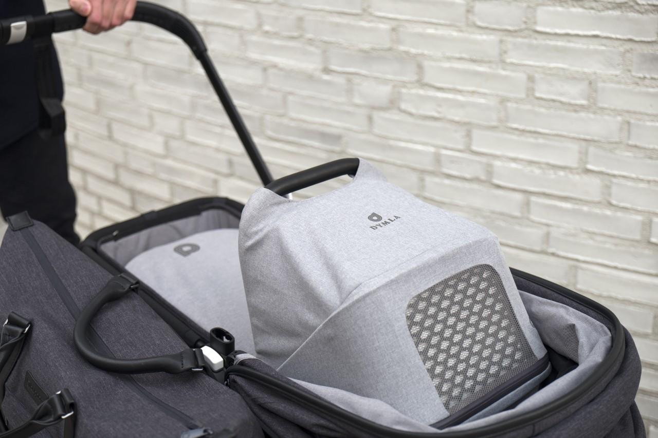 barnvagn dymla