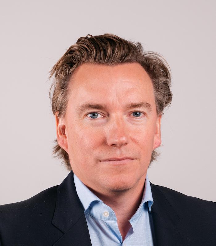 Johan Nyberg, neurolog och medgrundare av Migränhjälpen