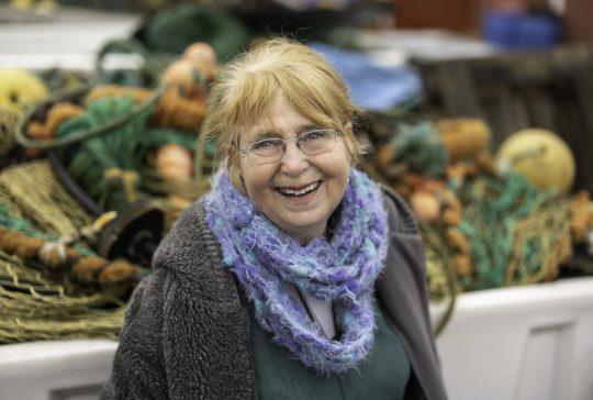 Emma Jakobsson. Foto: Ingela Vågsund, ordförande Västra Götaland.