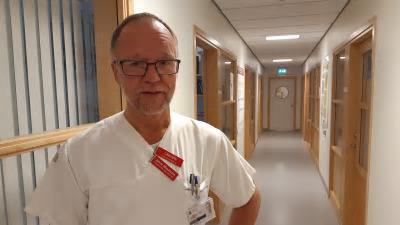 Jan Wesström Överläkare Medicine Doktor Kvinnokliniken Falu Lasarett & Centrum för Kliniks Forskning Dalarna