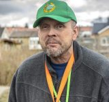 Jörgen Eriksson. Foto: Patrik Ekenblom