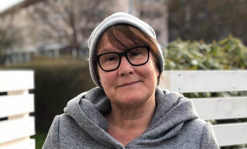 Katalin Slotte. Foto: Privat