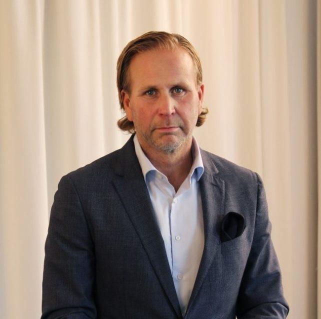Roger Mellin, medgrundare av VirtualLab.