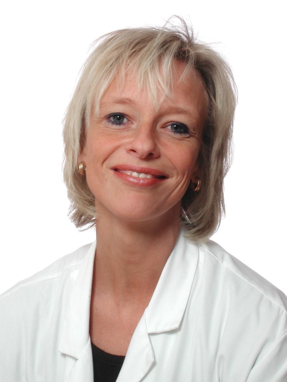 Helena Strevens överläkare i obstetrik och gynekologi på Skånes universitetssjukhus i Lund