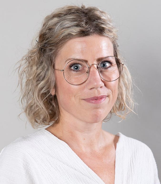AnnaMalin Kax Projektledare Shared Reading projektet Studieförbundet Vuxenskolan Jönköpings län