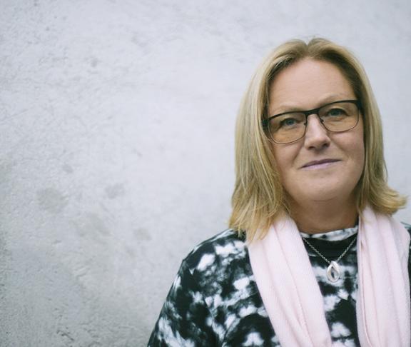 Anna-Maria Lundberg. Foto: Karin Lindén