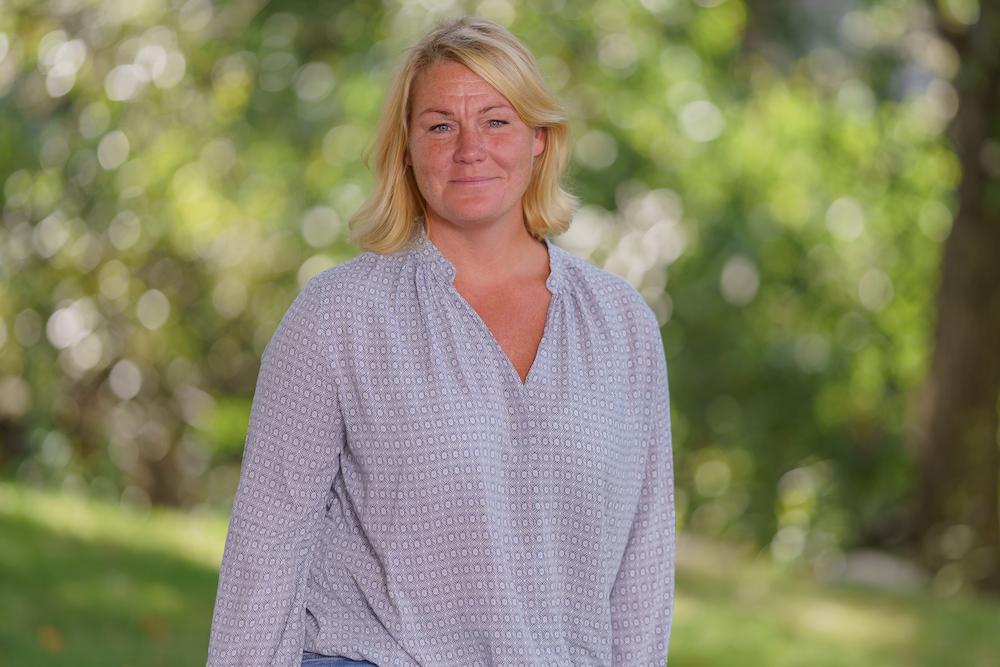 Angela Ekman Nätt 2:a vice ordförande Studieförbundet Vuxenskolan