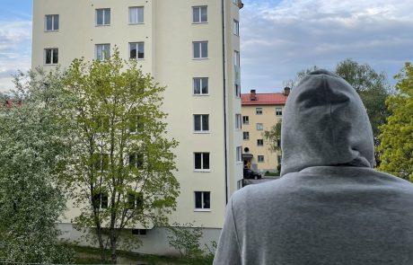 Foto person bakifrån