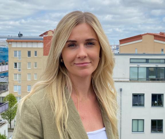 Isabell Carlsson Utvecklingsledare & kommunikatör Finsam Göteborg Foto: Finsam Göteborg