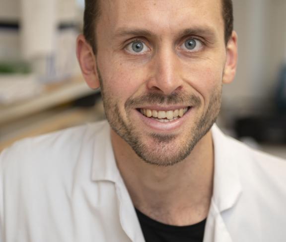 Nils Landegren Läkare & forskare med inriktning mot autoimmunitet. Foto: Ulf Sirborn