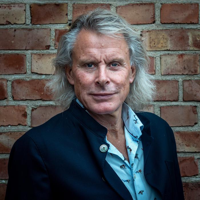 Lars Häggström Specialistläkare inom psykiatri Affecta Psykiatrimottagning i Halmstad. Foto: Göran Stjerna
