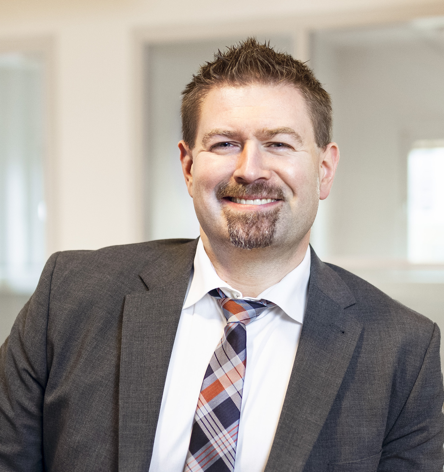 Fredrik Stenbäcker  Vd ABIGO Medical. Foto: ABIGIO