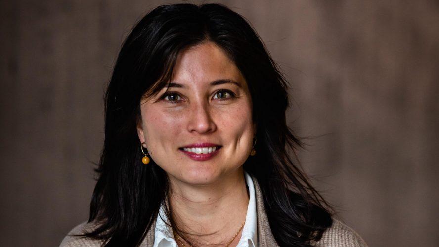 Isabella Kim, Barnrättsjurist, ECPAT. Foto: Sofia Kallner