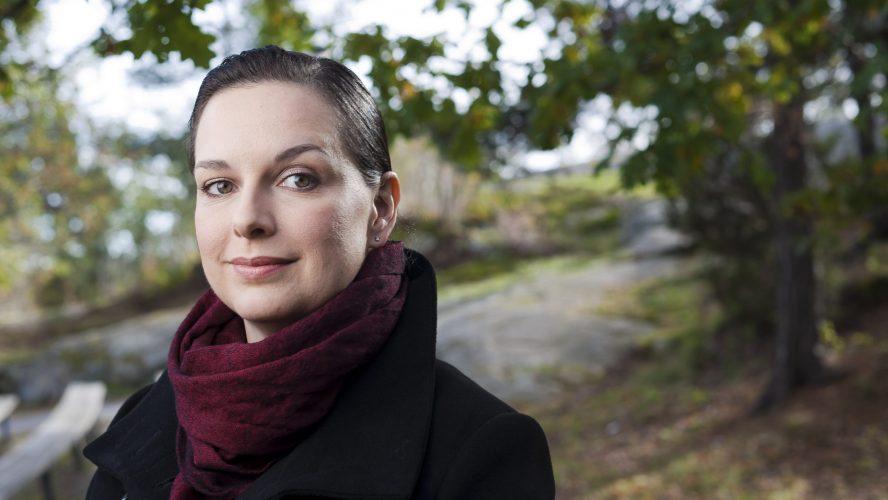 Barbra Bohannan. Foto: Daniel Östlund