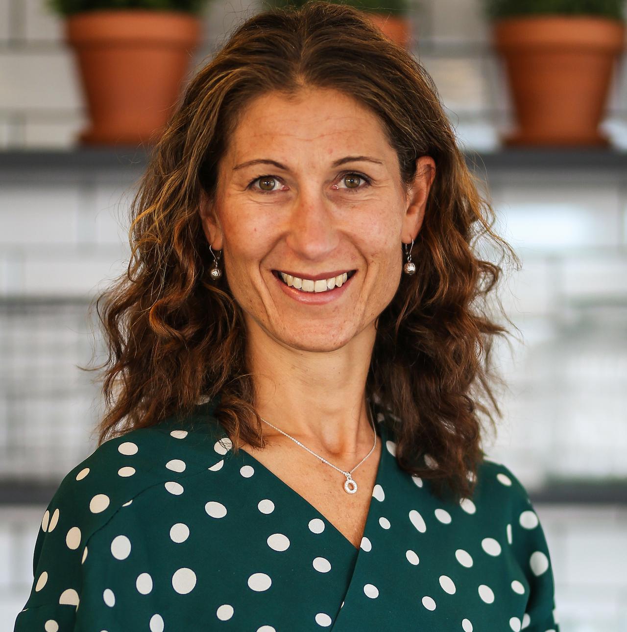Ewa Hansson Legitimerad dietist och försäljningsansvarig för Special Foods på Findus. Foto: Findus Special Foods