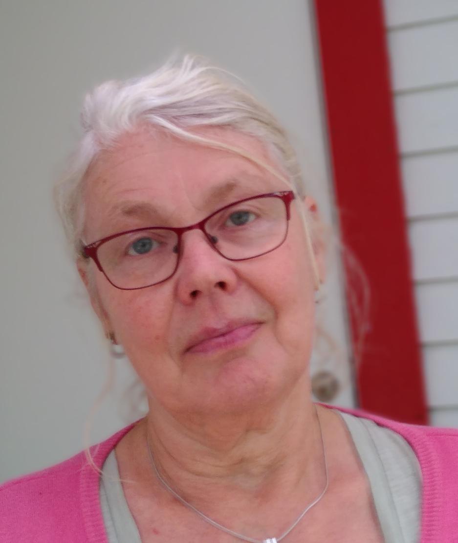 Karin Esaiasson. Foto: Privat.