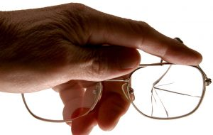 Tschüss Brille