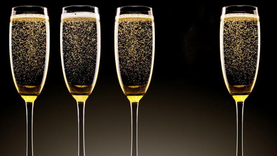 Champagner: Nichts prickelt schöner