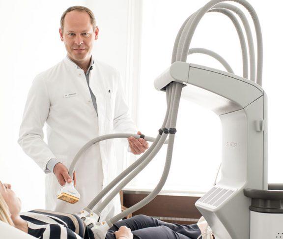 Neueste Technologien zur nicht-invasiven Fettreduzierung