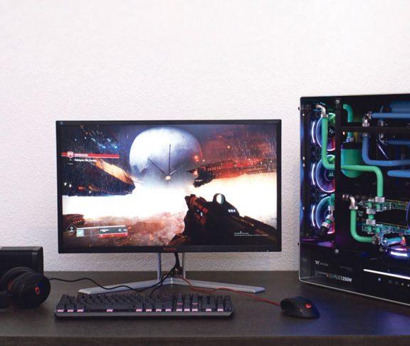Mein perfektes Gaming-Zimmer