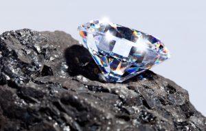 Qualitätsbestimmung von Diamanten