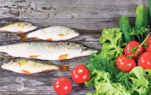 Auch morgen kommt noch Fisch auf den Teller