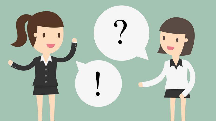 3 Fragen - 3 Experten antworten