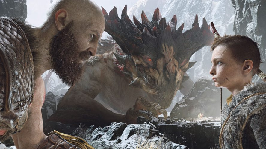 Kriegsgott Kratos hat alle Hände voll zu tun