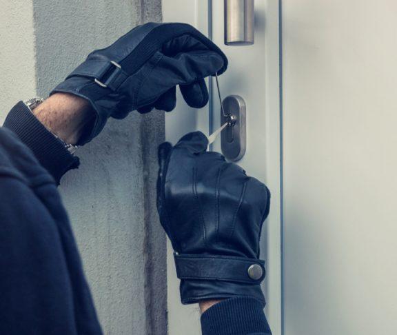 Einbrechern das Leben erschweren
