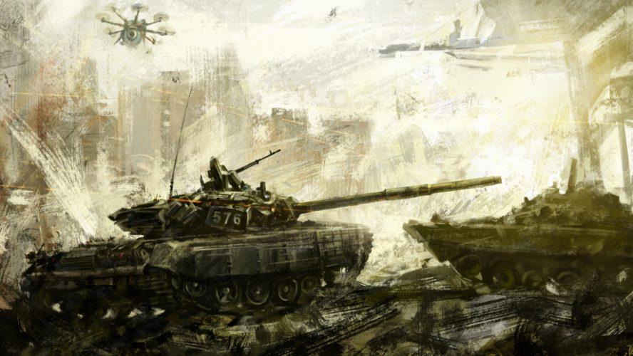 Krieg Spile
