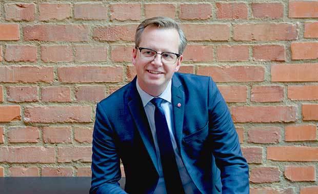 Mikael Damberg. Foto: Näringsdepartementet