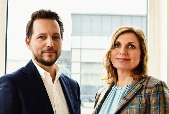 Inger Ek och Niklas Tideklev, Upphandlingsmyndigheten