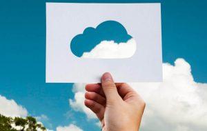 skyen fortrænger arbejdspladser