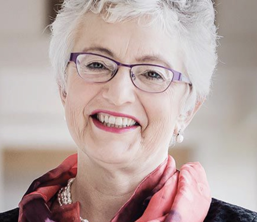 Dr Katherine Zappone, develop equality in Ireland