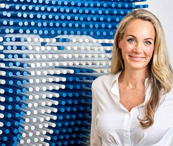 Lisa Gunnarsson är Nordenchef på LinkedIn